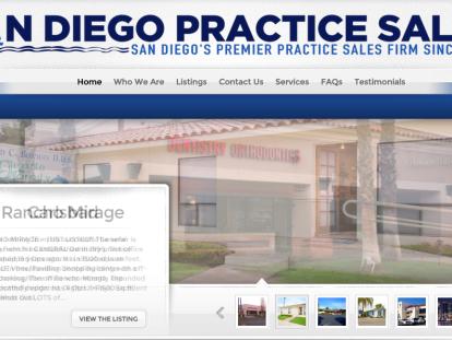 San Diego Practice Sales
